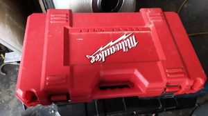 Milwaukee 18 or 14.4 volt drill caes for Sale in Orange City, FL