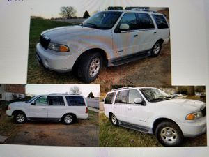 2002 Lincoln navigator for Sale in Woodbridge, VA
