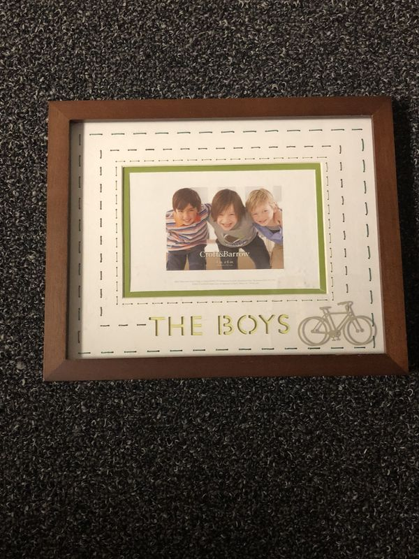 Boys 4x6 Picture Frame For Sale In Fort Myers Fl Offerup