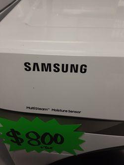 Samsung Dryer  Thumbnail