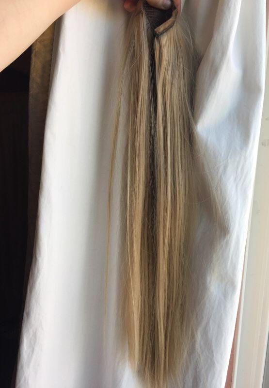 Bellami Wrap Ponytail Hair Extension For Sale In Phoenix Az Offerup