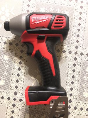 Milwaukee impact driver 1/4 Hex for Sale in Orlando, FL