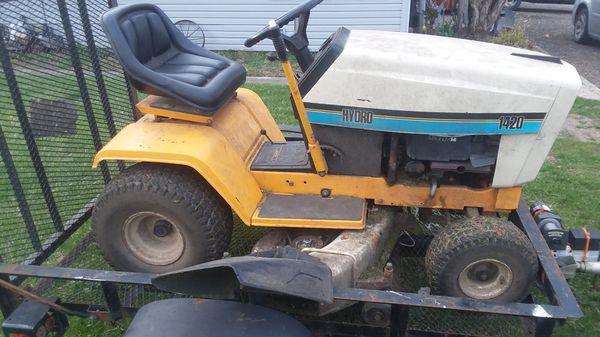 b4729ca6258 New and Used Riding lawn mowers for Sale in Naperville