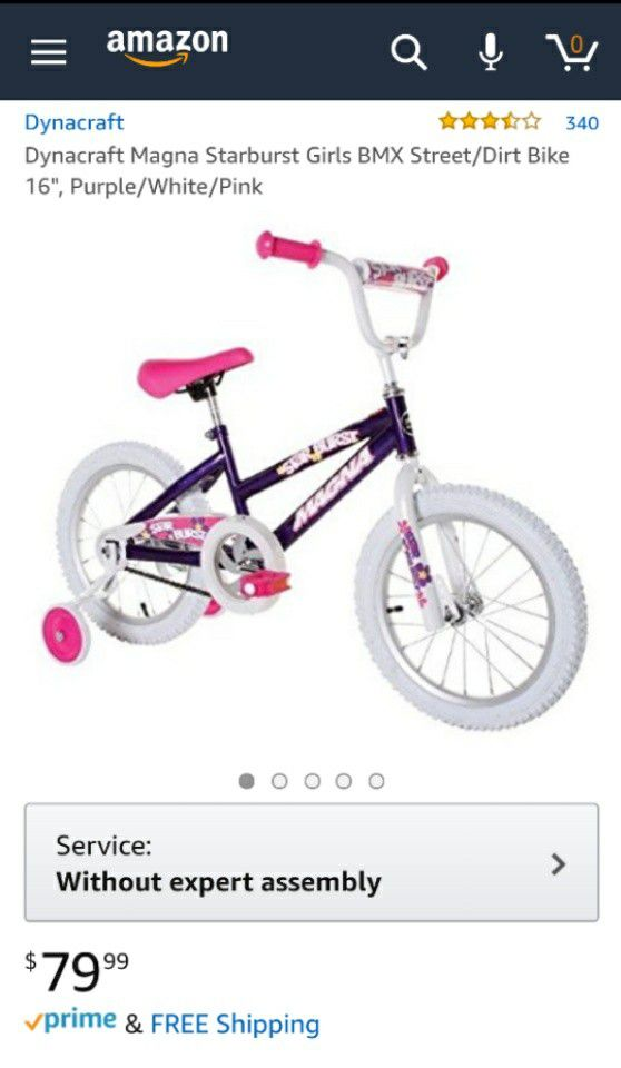 BRAND NEW IN A BOX DYNACRAFT GIRL AND BOY BIKES! for Sale in Baytown, TX -  OfferUp