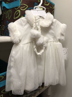 Baby girl clothes perfect for this winter season for Sale in Manassas, VA