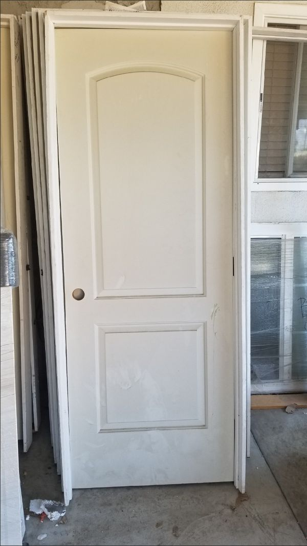 30x80 rigth interior door for Sale in Fontana, CA - OfferUp on mobile home appliances, mobile home closets, mobile home 6 panel door, mobile home cabinets, mobile home windows, mobile home exterior,