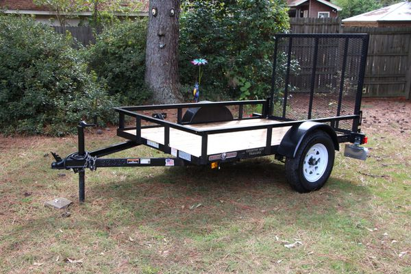 Landscape 5x8 trailer for Sale in Atlanta, GA - OfferUp