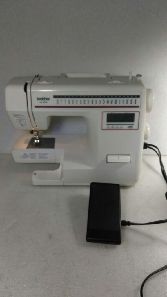BROTHER XL40 SEWING MACHINE For Sale In Union City CA OfferUp Extraordinary Brother Xl 3030 Sewing Machine
