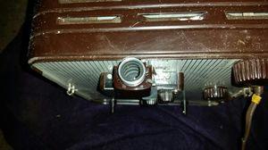Vintage Kodak Brownie 8mm Home Movie Projector W/ Lens for Sale in Del Sur, CA
