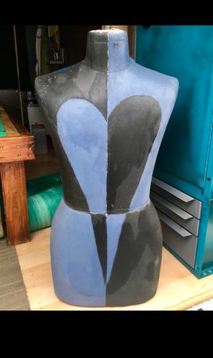 Maniquin form art piece - from San Francisco artist for Sale in Hyattsville, MD