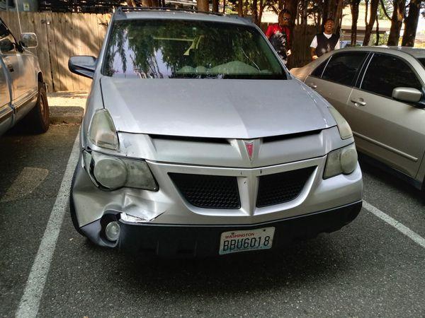 2005 Pontiac Aztec