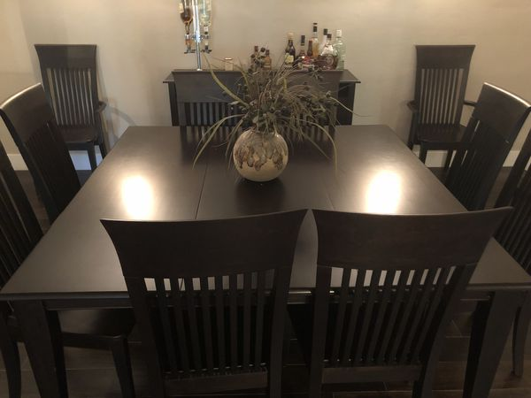 Complete Dining Room Set With Accessories (Furniture) in Pinecrest ...