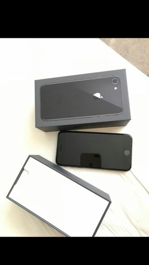 IPhone 8, Factory Unlocked, Excellent condition for Sale in Fort Belvoir, VA