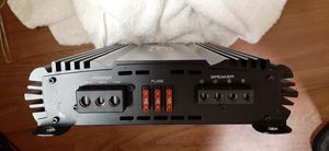 Photo Soundqubed 1200d .....1470 rms at 1 ohm . Mint condition. Like new