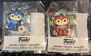 Mega Man Lanyard Lot for Sale in Tavares, FL