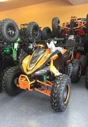 200cc sport atv four wheeler for adults on sale for Sale in Dallas, TX