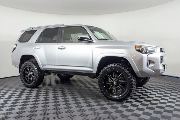 2016 4runner Lifted >> 2016 Toyota 4runner For Sale In Pasco Wa Offerup