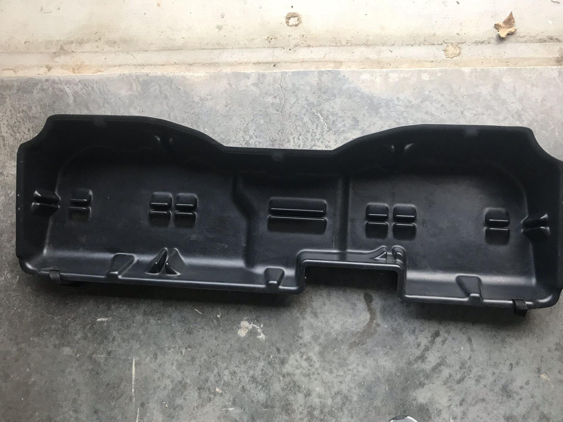 Under seat storage for Chevy Silverado 2014-18