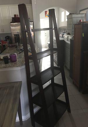 2 ladder shelves for Sale in FL, US