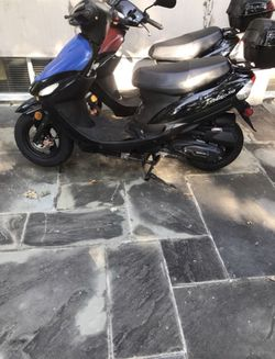 Moped 80 cc Thumbnail