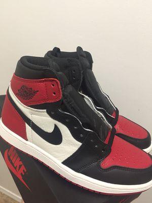 Jordan 1 bredtoes for Sale in Los Angeles, CA