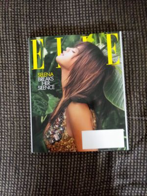 NEW ELLE MAGAZINE SELENA GOMEZ OCTOBER 2018 ISSUE for Sale in Madison Heights, VA