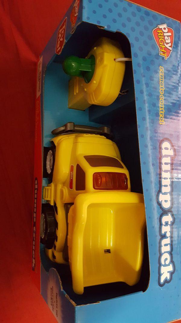 Remote Control Dump Truck Games Toys In Yakima Wa Offerup