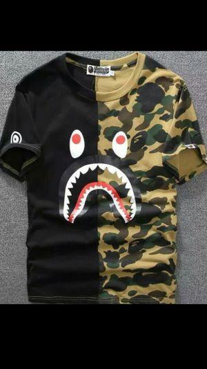 7ceee6b0d Men's Camo Bape T-Shirts XL for Sale in Bakersfield, ...