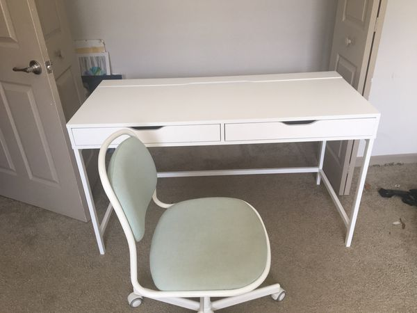 Outstanding Alex Desk And Orfjall Ikea Furniture For Sale In Tampa Fl Theyellowbook Wood Chair Design Ideas Theyellowbookinfo
