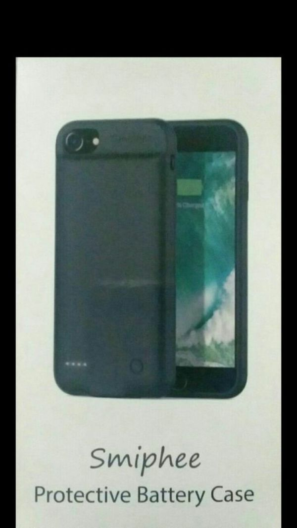buy popular 72f88 3b58b Smiphee iphone 7 charging case for Sale in Azusa, CA - OfferUp