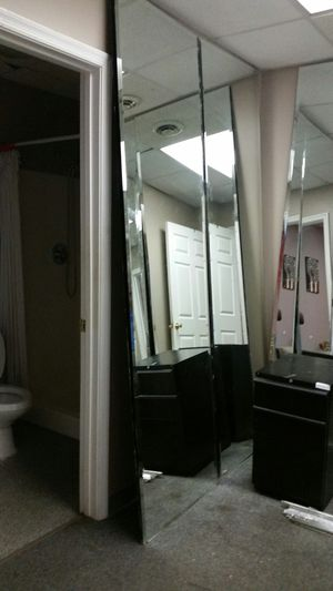 24x98 inch beveled mirrors for Sale in Washington, DC
