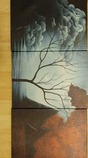 3 Piece Canvas for Sale in West Los Angeles, CA