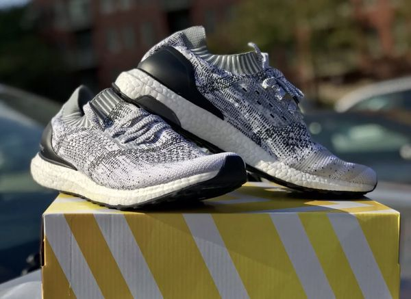 2786ac660a713 ADIDAS ULTRA BOOST Uncaged CG4095 Black White Oreo Ultraboost Mens Size 12