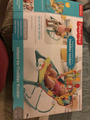 Toddler rocking chair for Sale in Modesto, CA