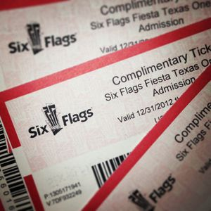 4 Six Flags Fiesta tickets for Sale in Houston, TX