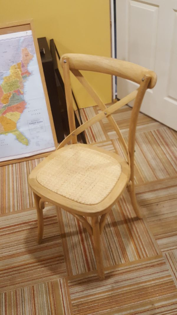 oak caning dining chair natural furniture in san francisco ca