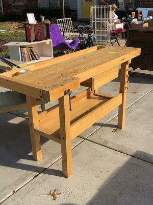 Whitegate Workbench for Sale in St. Louis, MO