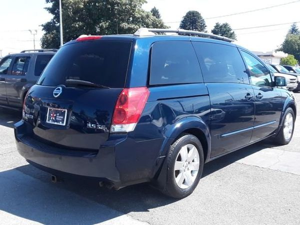 2005 nissan quest for sale in tacoma wa offerup. Black Bedroom Furniture Sets. Home Design Ideas
