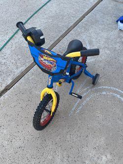 Hot wheels bike Thumbnail
