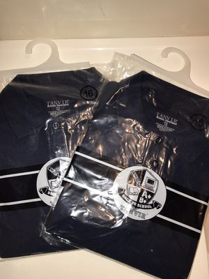 Girls navy blue polo shirt for Sale in Miami, FL