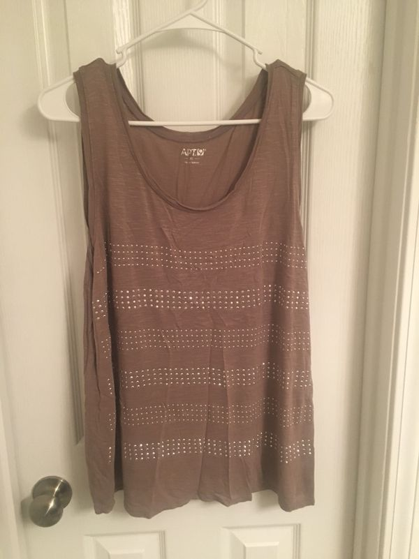 XL Apartment 9 Shirt / Top / Blouse (Clothing & Shoes) in Charlotte ...