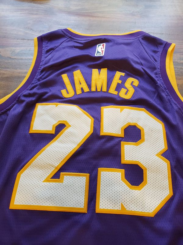 ff9451cd804 LAKERS LeBRON JAMES JERSEY  23 for Sale in Norwalk