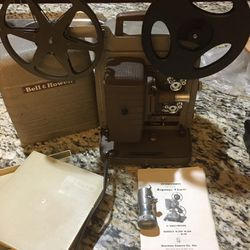 Movie Projector And Camera Thumbnail