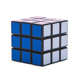Cube 3x3 Brain Training Game Match Puzzle Toy for Kids or Adults Magic Cube Black for Sale in La Puente, CA
