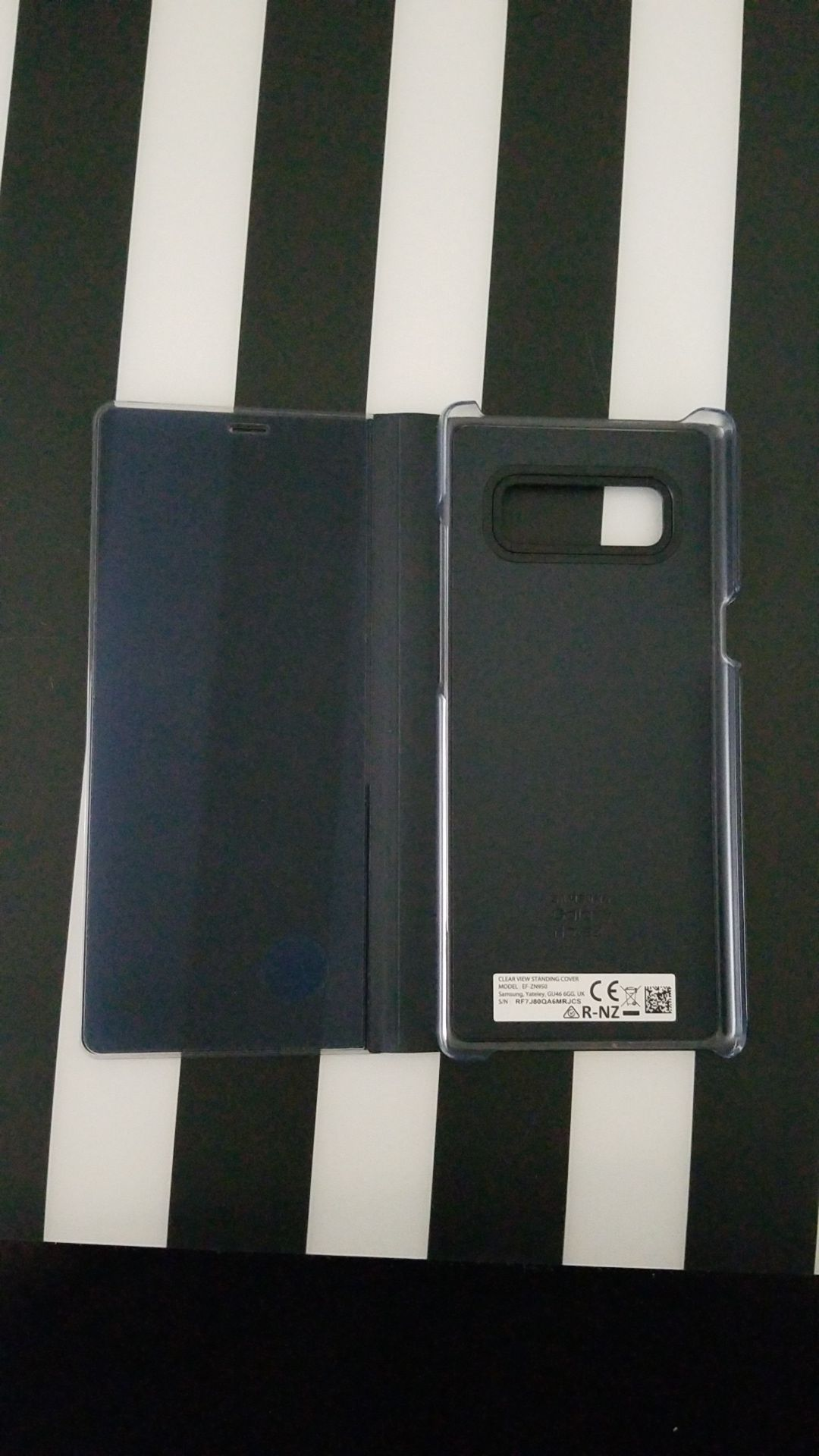 S-view flip cover for Samsung note 8
