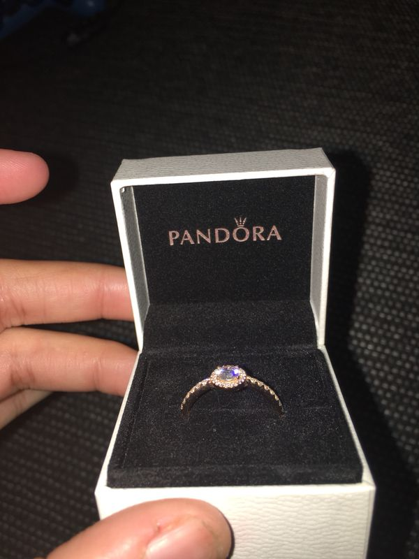 43b00d04d Pandora Classic elegance Rose Gold ring for Sale in Winter Springs ...