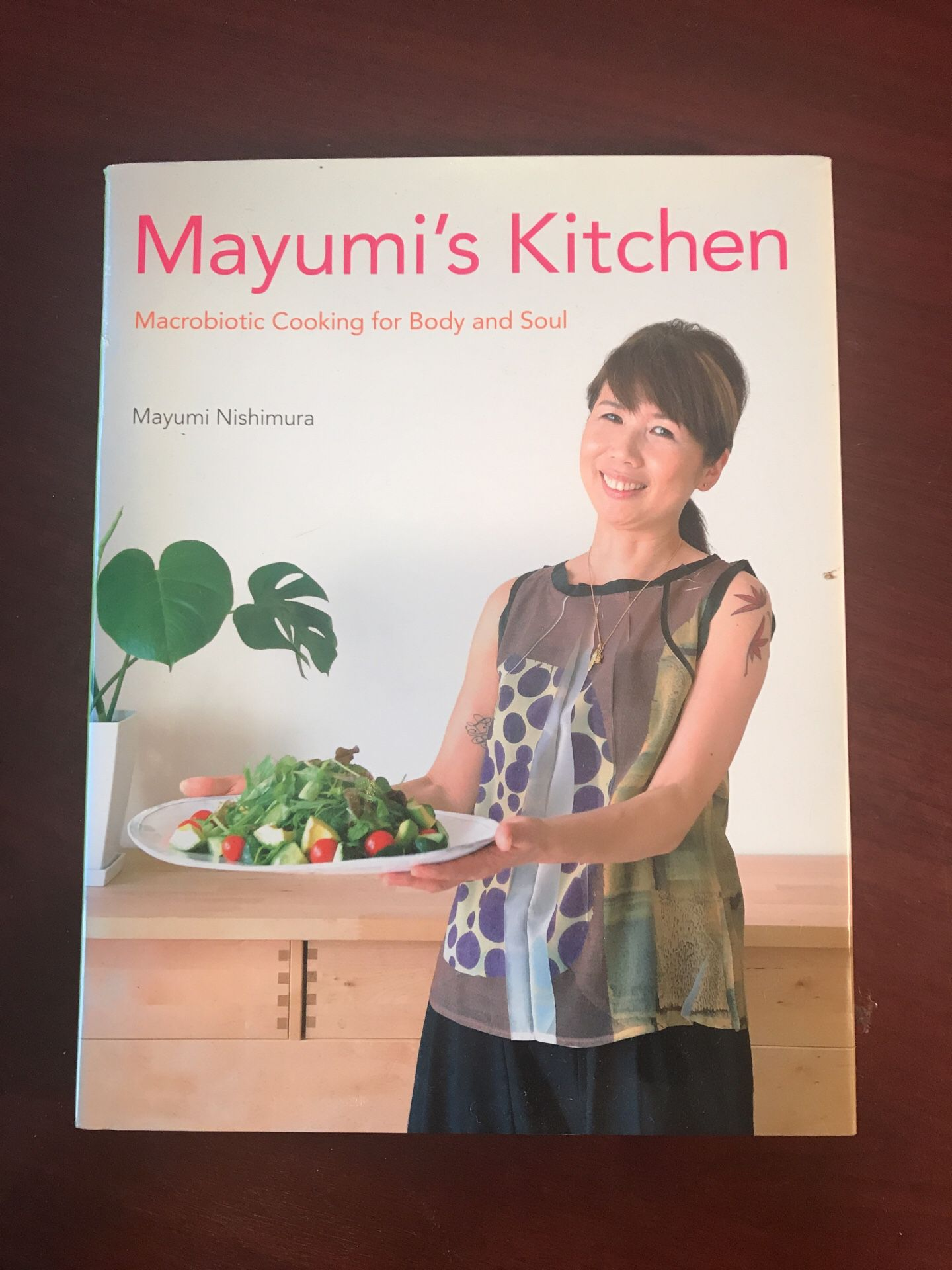 Macrobiotic cooking for body and soul