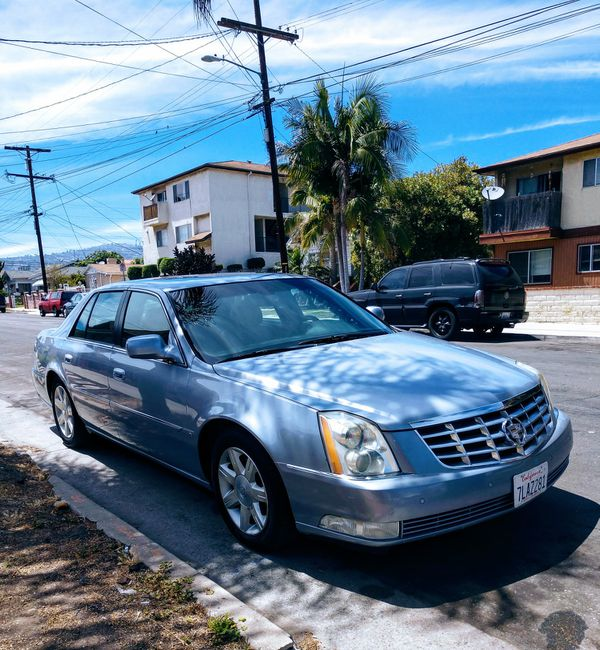 Bmw For Sale Los Angeles: 2006 Cadillac DTS Clean Pinkslip Runs Excellent No Issues