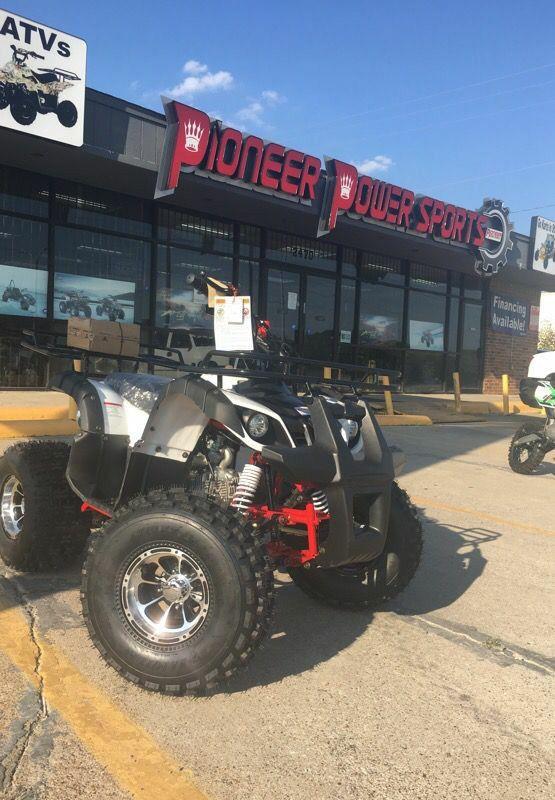 Honda Victoria Tx >> 125cc atv four wheeler t force for Sale in Grand Prairie, TX - OfferUp