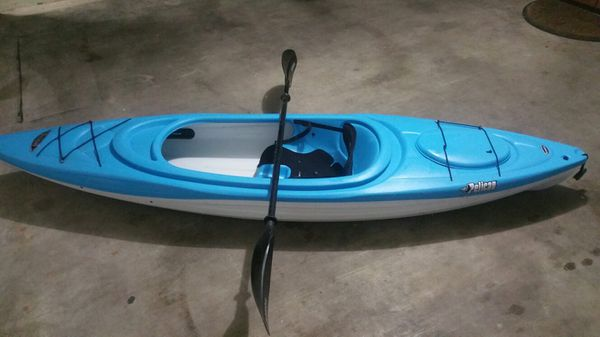 Pelican 10 foot kayak for Sale in Alta Loma, TX - OfferUp